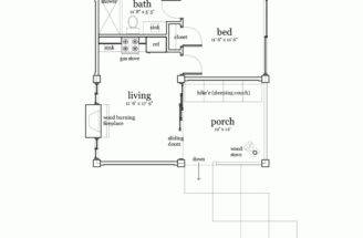 Modern One Bedroom House Plans Eplans Contemporary Plan
