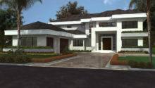 Modern Single Story House Plans Plan