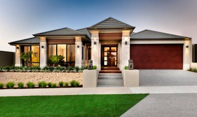 Modern Small Homes Exterior Designs Ideas