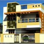 Modern South Indian House Design Kerala Home Floor Plans