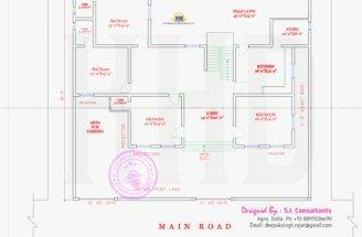 Modern Style India House Plan Kerala Home Design Floor Plans