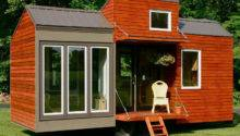 Modern Tiny House Built Accommodate Tall People Home