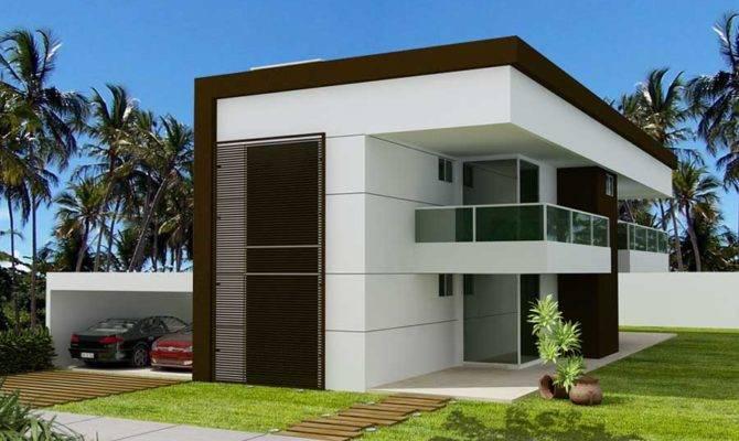 Modern Villa Designs Rio Das Palmeiras Coral Ultra