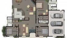 Modular Home Floor Plans Garage