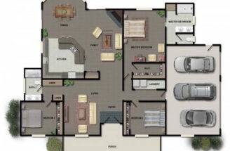 Modular Home Floor Plans Garage