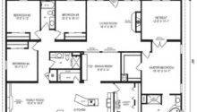 Modular Home Floor Plans Master Bedroom