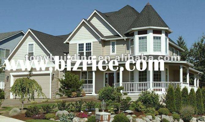 Modular Home Victorian Style House Design Ideas