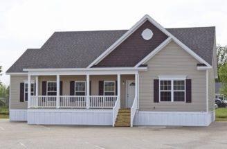 Modular Homes Porches