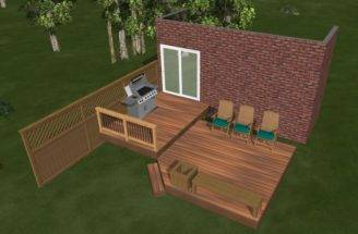More Deck Bench Design Plans Conservatories Grand Woodworking