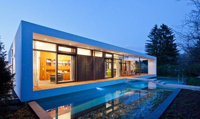 Most Amazing Small Contemporary House Designs