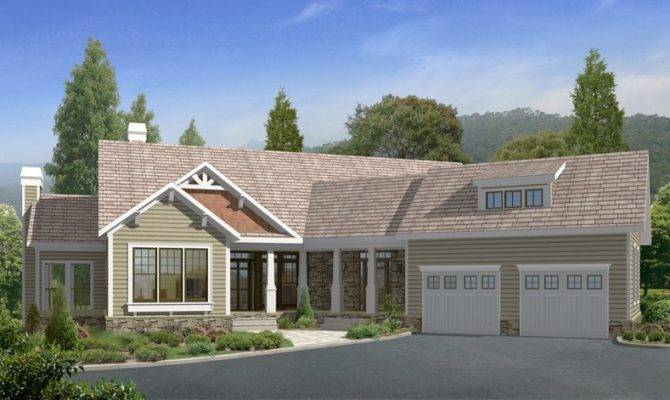 Mountain House Plan Plans Alp Chatham Design