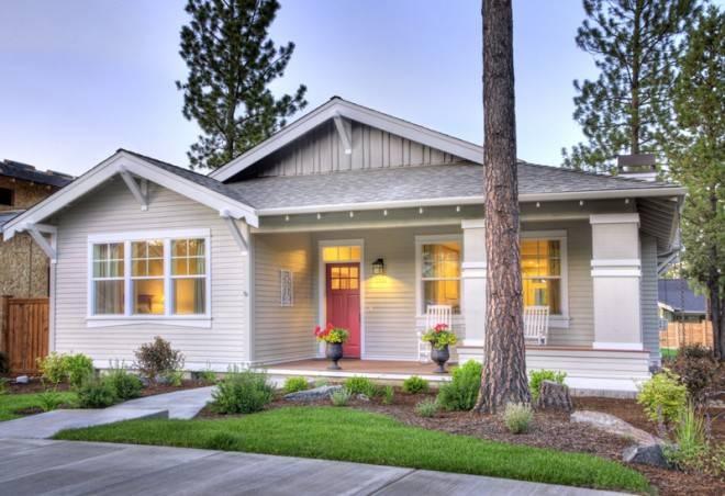 Muddy River Design Craftsman Style Home Plan Bend Oregon 99249 Home Designers Bend Oregon Home And Landscaping