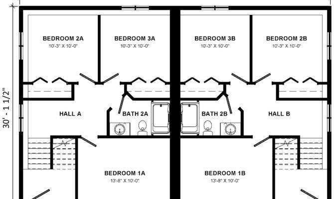 Multi Home Floor Plan Homes Designs