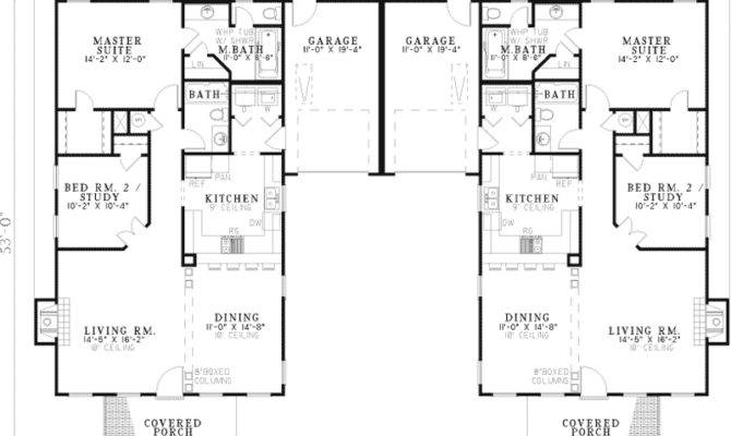 Multi House Plan First Floor Plans More