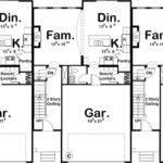 Multiplex Plan Chp Coolhouseplans