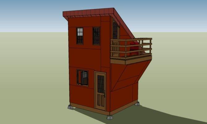 Named Ben Embrun Canada Shared Tiny House Design
