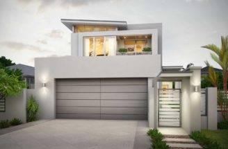 Narrow Block House Designs Perth Wishlist Homes