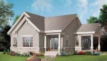 Narrow Lot Craftsman House Plans Houseplansandmore
