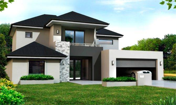 Narrow Lot Home Designs Two Storey Rosmond Custom