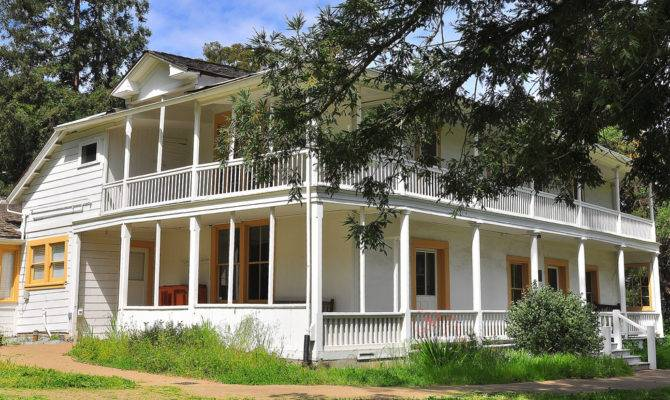 National Historic Mart Nez Adobe Two Story Ranch House