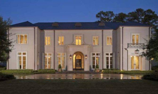 Neoclassical Style Home Piney Point