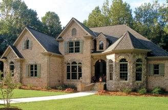 New American House Plans Designs Builderhouseplans