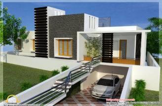 New Contemporary Mix Modern Home Designs Interior Design