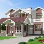 New Floor Villa Design Kerala Home Plans