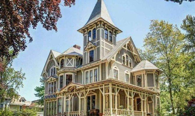 New Haven Victorian Houses Pinterest