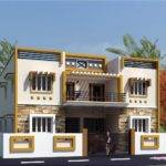 New Home Design Box Type Tamilnadu House
