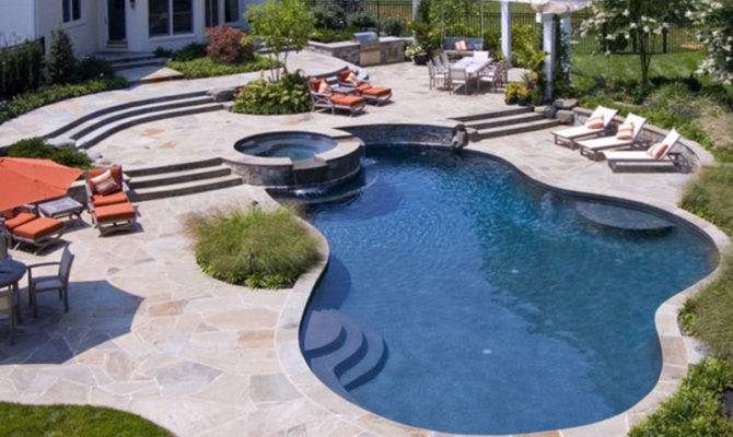 New Home Designs Latest Modern Swimming Pool Ideas