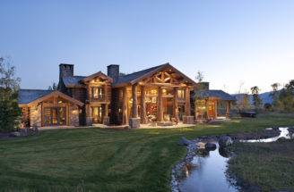 New Rustic Homes Offer Modern Layouts Pricey Amenities Without