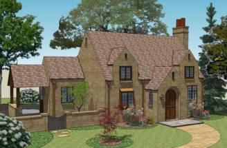 New South Classics Vine Cottage