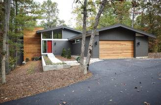 New Urban Home Builders Mid Century Modern