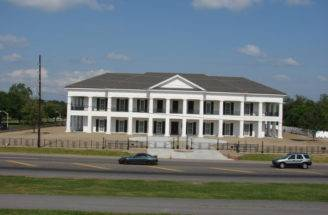 Newly Built Large Plantation Style Mansion Located