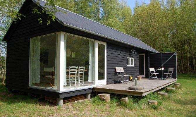 Ngehuset Modular Holiday House Huset