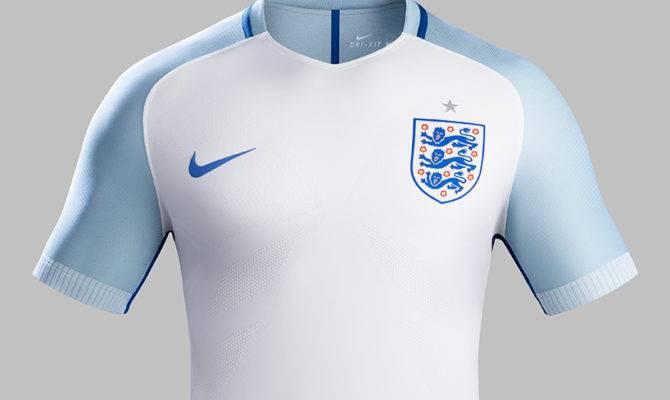 Nike Soccer Football Kits Revealed England Brazil France Usa