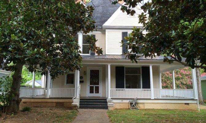 North Carolina Real Estate Classic Queen Anne Style Circa Home