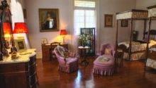 Oak Alley Plantation Interior Home