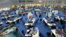 Open Concept Office Floor Plans Not Fan
