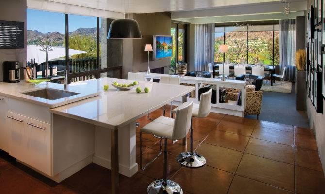 Open Floor Plan Kitchen Plans Small Homes