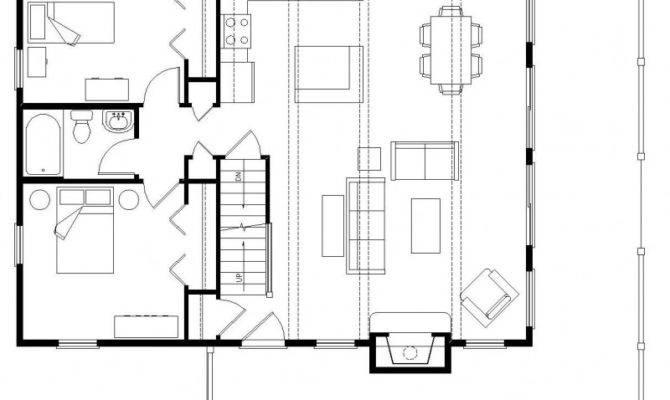 Open Floor Plan Loft Pin Pinterest