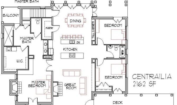 Open Floorplans Large House Find Plans