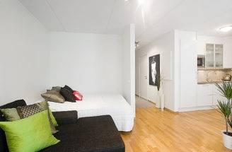 Open Plan Studio Apartment Digsdigs