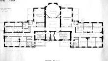 Ottershaw Park Architects Plans Mansion Post