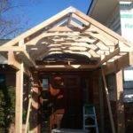 Out Home Improvement Design Portico