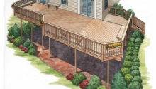 Outdoor Find Right House Deck Plans Park Design