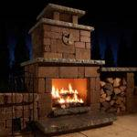 Outdoor Fireplace Construction Plans Buzzle Web Portal