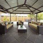 Outdoor Living Design Verandah Real Australian Home