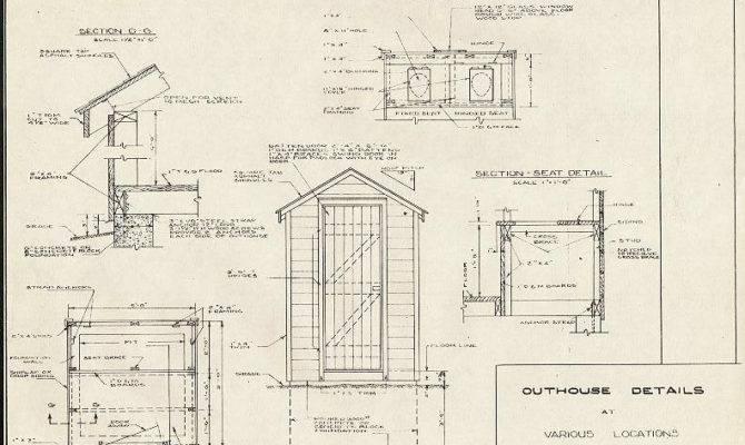 Outhouse Blueprints Pelican Wood Carvings Sale Build
